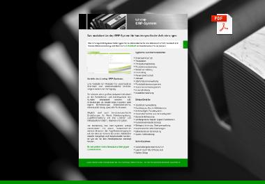 Linstep Warenwirtschaft ERP-System