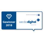 Software mit We Do Digital-Award ausgezeichnet