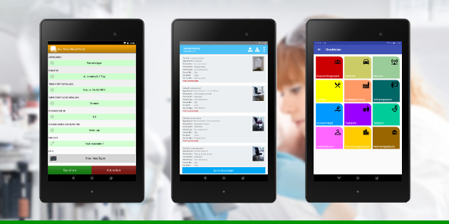 Individuelle App-Entwicklung für Industrie und Gewerbe