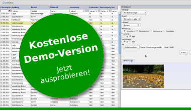 QS-Software als Demo-Version