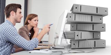 Dokumenten-Server für kleine Unternehmen