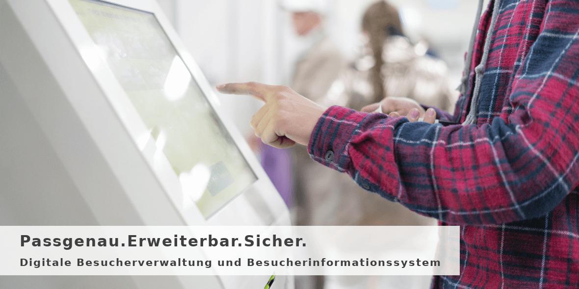 Besucherverwaltung Besucherinformationssystem