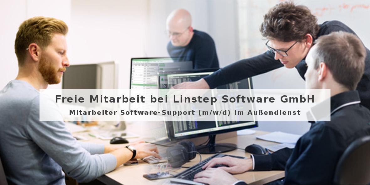 Freie Mitarbeit Software-Support